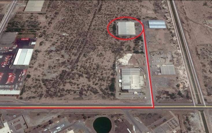 Foto de nave industrial en renta en, zona industrial y secciones, gómez palacio, durango, 1081587 no 02