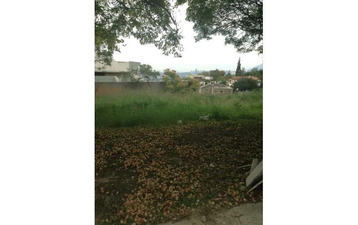 Foto de terreno habitacional en venta en  , zona la cima, san pedro garza garcía, nuevo león, 1453737 No. 02