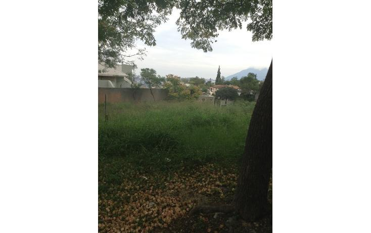 Foto de terreno habitacional en venta en  , zona la cima, san pedro garza garcía, nuevo león, 1453737 No. 03
