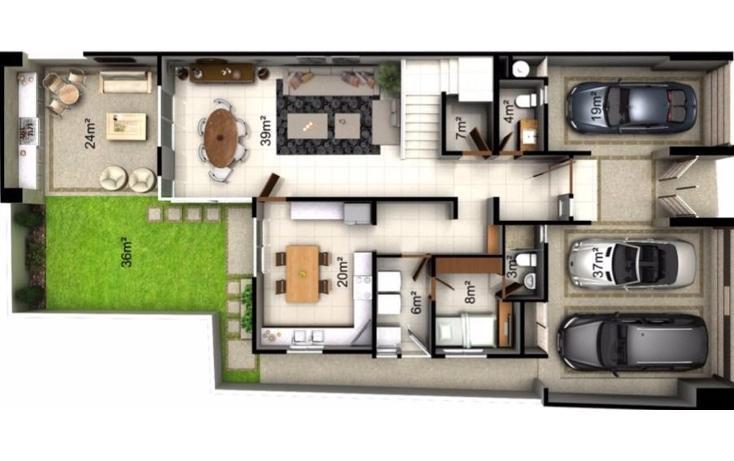 Foto de casa en venta en  , zona mirasierra, san pedro garza garcía, nuevo león, 2036776 No. 05