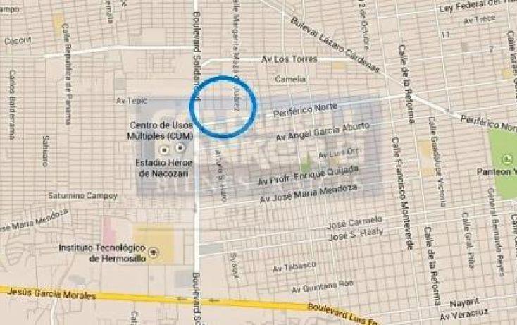 Foto de bodega en renta en zona norponiente, cuartel zona, hermosillo, sonora, 428796 no 02