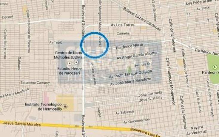 Foto de bodega en renta en zona norponiente, cuartel zona, hermosillo, sonora, 428796 no 03