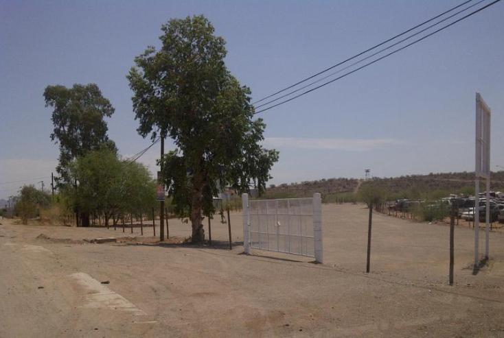Foto de terreno comercial en renta en zona norponiente , la manga, hermosillo, sonora, 221273 No. 01