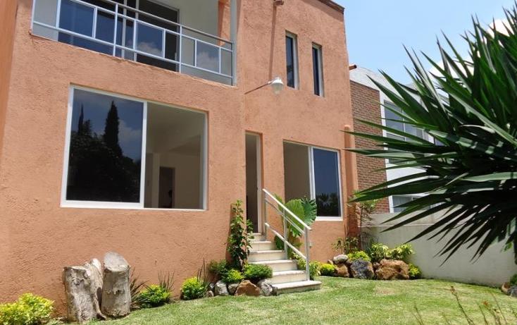 Foto de casa en venta en  zona norte, ahuatepec, cuernavaca, morelos, 1374905 No. 01