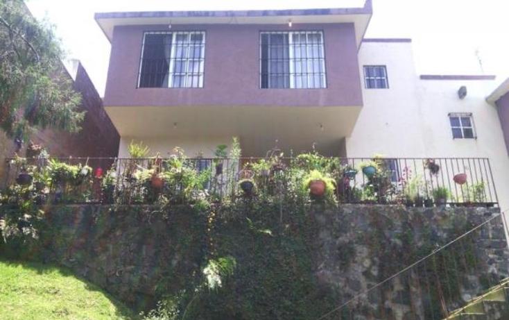 Foto de casa en venta en  zona norte, ahuatl?n tzompantle, cuernavaca, morelos, 1536314 No. 03