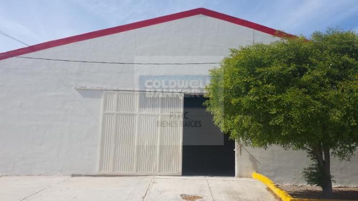 Foto de nave industrial en renta en  , cuartel xx café combate, hermosillo, sonora, 773353 No. 01