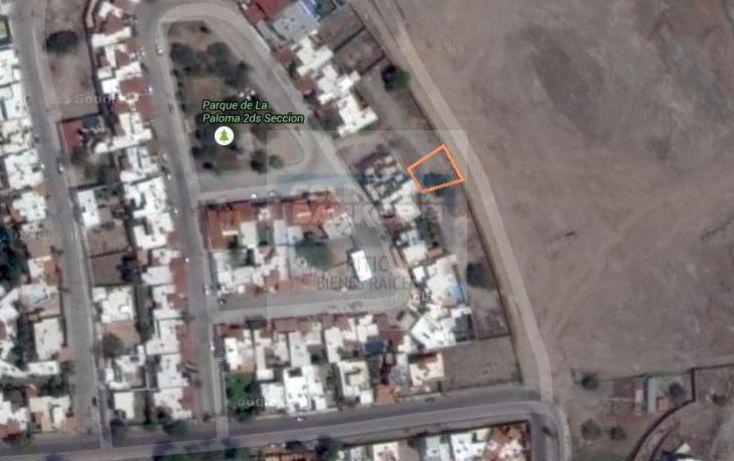 Foto de terreno habitacional en venta en zona norte, la paloma, hermosillo, sonora, 988889 no 01