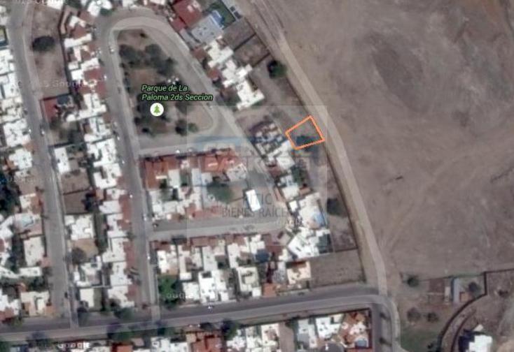 Foto de terreno habitacional en venta en  , la paloma, hermosillo, sonora, 988889 No. 01
