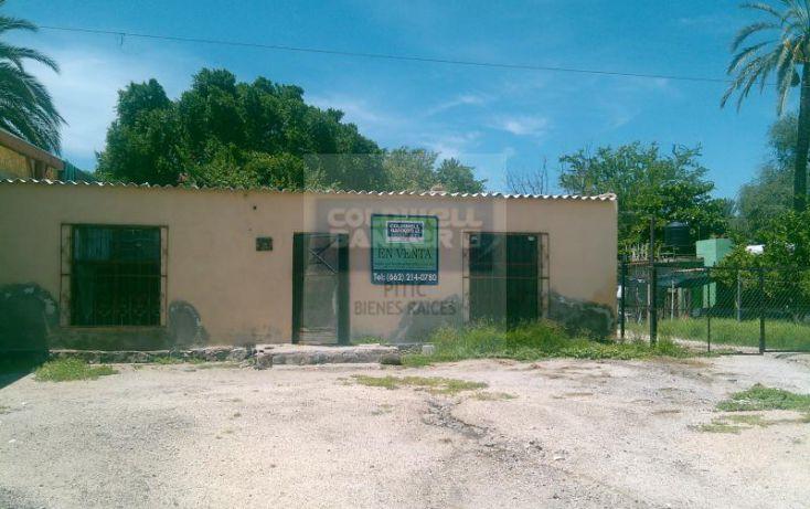 Foto de terreno habitacional en venta en zona oriente, el ranchito, hermosillo, sonora, 1215591 no 02