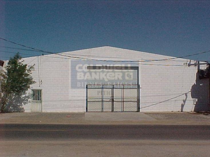 Foto de nave industrial en renta en  , parque industrial sonora, hermosillo, sonora, 345206 No. 01