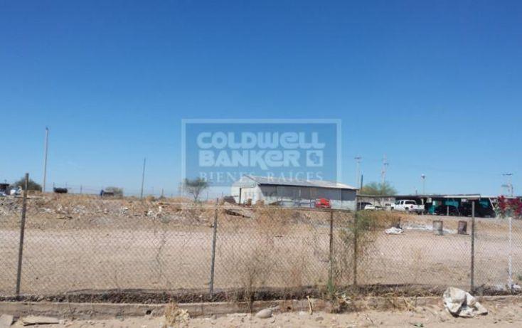 Foto de terreno habitacional en venta en zona parque industrial, parque industrial, hermosillo, sonora, 352433 no 02