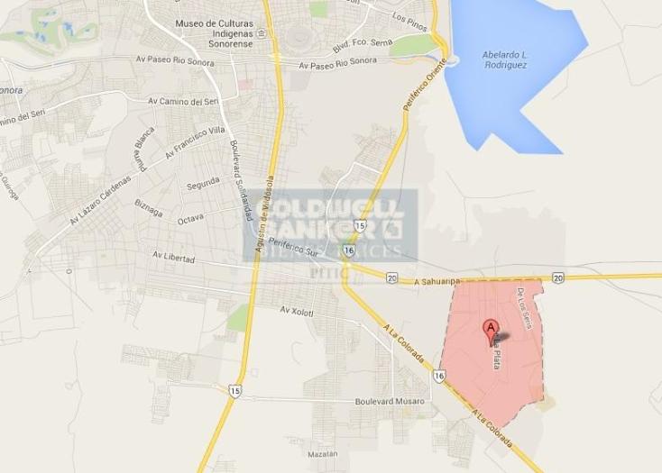 Foto de terreno habitacional en venta en  , parque industrial, hermosillo, sonora, 352433 No. 04