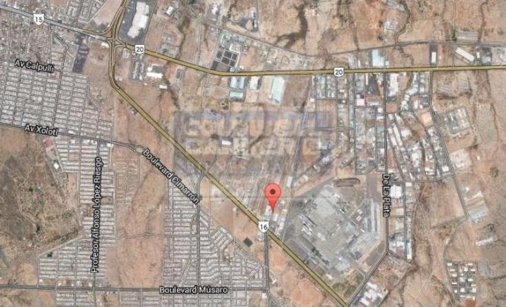 Foto de terreno habitacional en venta en  , parque industrial, hermosillo, sonora, 606038 No. 02