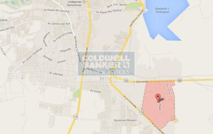 Foto de terreno habitacional en venta en zona parque industrial, parque industrial sonora, hermosillo, sonora, 352398 no 02
