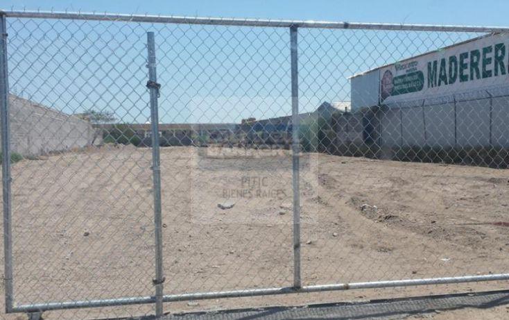 Foto de terreno habitacional en venta en zona poniente, el llano, hermosillo, sonora, 1014169 no 01