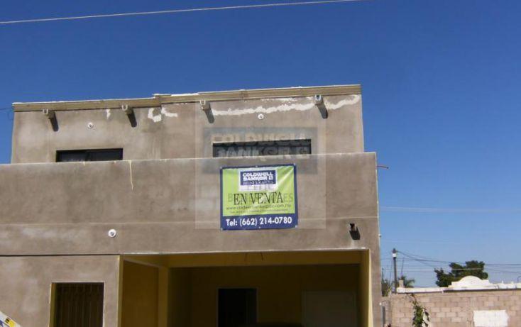 Foto de casa en venta en zona poniente, la verbena, hermosillo, sonora, 1477503 no 01