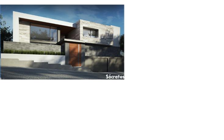 Foto de casa en venta en  , zona residencia chipinque, san pedro garza garc?a, nuevo le?n, 1822272 No. 01