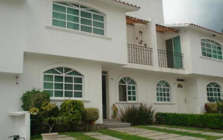 Foto de casa en renta en  zona sur, la parota, cuernavaca, morelos, 1413529 No. 02