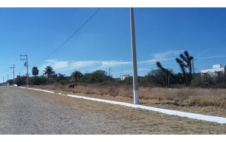 Foto de terreno habitacional en venta en  , zona sur tequisquiapan, tequisquiapan, quer?taro, 1626619 No. 01