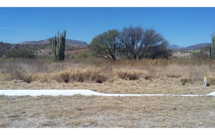 Foto de terreno habitacional en venta en  , zona sur tequisquiapan, tequisquiapan, quer?taro, 1626619 No. 03