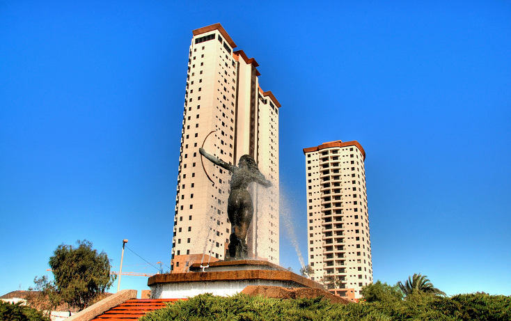 Foto de departamento en venta en  , zona urbana río tijuana, tijuana, baja california, 1097945 No. 01
