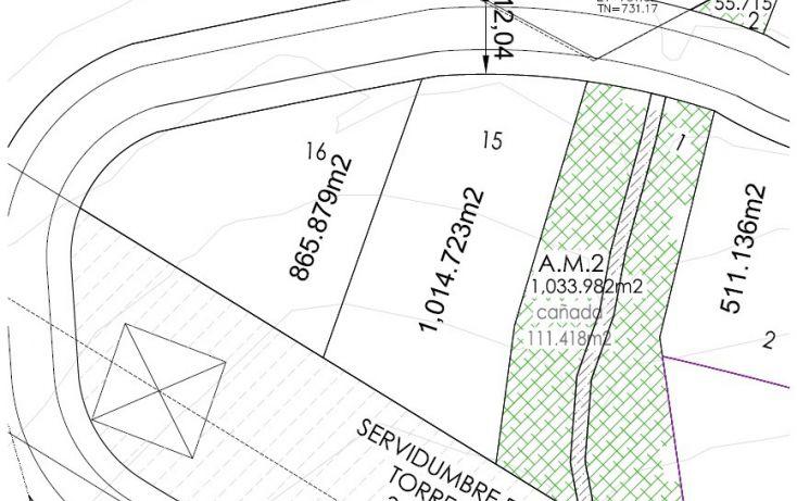 Foto de terreno habitacional en venta en, zona valle poniente, san pedro garza garcía, nuevo león, 1461919 no 02