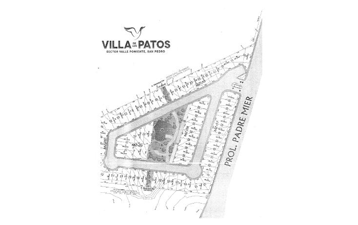 Foto de casa en condominio en venta en  , zona valle poniente, san pedro garza garcía, nuevo león, 1598748 No. 02