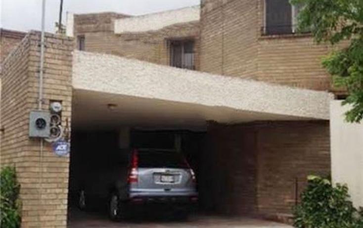 Foto de casa en venta en  , zona valle poniente, san pedro garza garcía, nuevo león, 1812600 No. 01