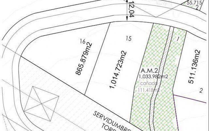 Foto de terreno habitacional en venta en, zona valle poniente, san pedro garza garcía, nuevo león, 1964515 no 03