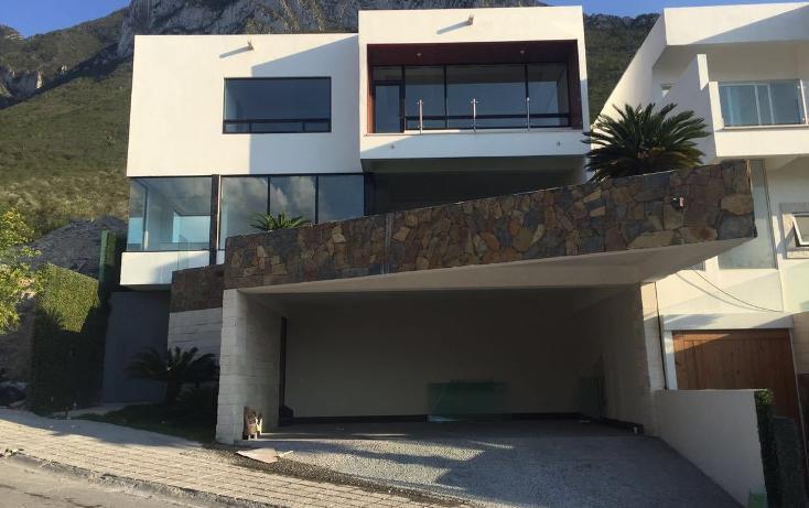 Foto de casa en venta en  , zona valle poniente, san pedro garza garcía, nuevo león, 2718790 No. 01