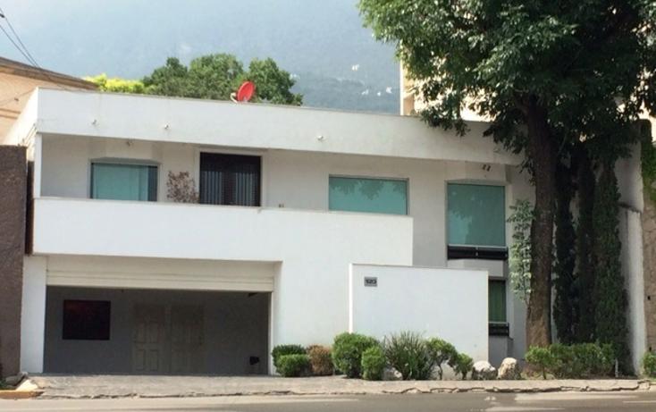 Foto de casa en venta en  , zona valle san ?ngel, san pedro garza garc?a, nuevo le?n, 1693802 No. 01