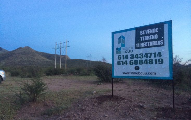 Foto de terreno comercial en venta en, zootecnia, chihuahua, chihuahua, 1478173 no 01