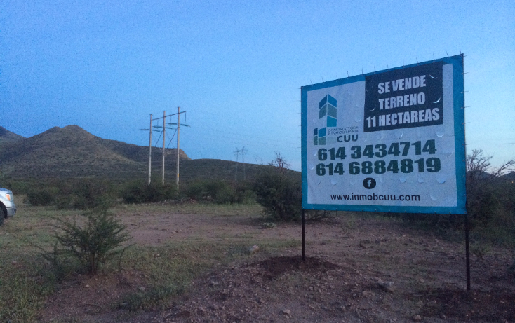 Foto de terreno comercial en venta en  , zootecnia, chihuahua, chihuahua, 1478173 No. 01