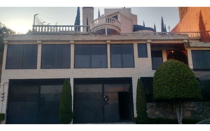 Foto de casa en venta en zorros , lomas de lindavista el copal, tlalnepantla de baz, méxico, 1698484 No. 01