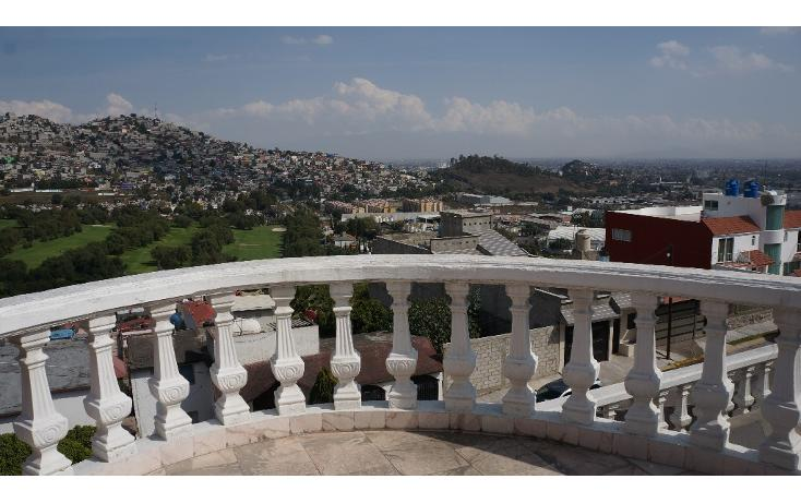 Foto de casa en venta en  , lomas de lindavista el copal, tlalnepantla de baz, méxico, 1698484 No. 33