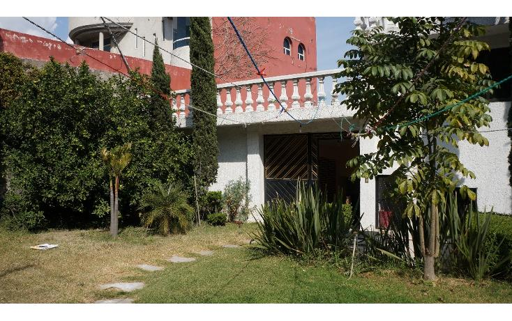 Foto de casa en venta en  , lomas de lindavista el copal, tlalnepantla de baz, méxico, 1698484 No. 37
