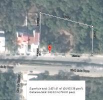 Foto de terreno habitacional en venta en boulevard de la torre 0, condado de sayavedra, atizapán de zaragoza, méxico, 3020545 No. 01