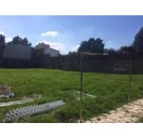 Foto de terreno habitacional en venta en ciruelos, la virgen, metepec, estado de méxico, 1483663 no 01