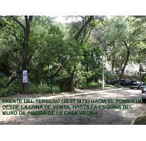 Foto de terreno habitacional en venta en  0, las cañadas, zapopan, jalisco, 2403676 No. 01