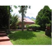 Foto de rancho en venta en  0, san francisco, santiago, nuevo león, 827629 No. 01