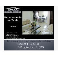 Foto de departamento en venta en  00, celaya centro, celaya, guanajuato, 2698943 No. 01