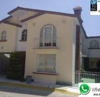 Foto de casa en venta en  00, coaxustenco, metepec, méxico, 2668784 No. 01