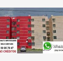 Foto de departamento en venta en avenida acueducto kilometro 21.5 00, francisco villa, ecatepec de morelos, méxico, 2821044 No. 01