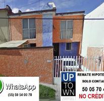 Foto de casa en venta en gerriones 00, parque residencial coacalco, ecatepec de morelos, méxico, 2962665 No. 01