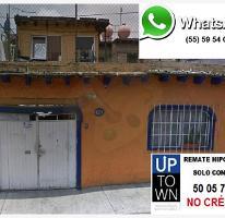 Foto de casa en venta en calle 11 00, porvenir, azcapotzalco, distrito federal, 2841623 No. 01