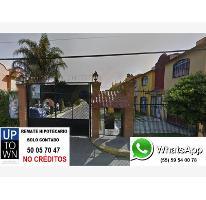 Foto de casa en venta en  00, san buenaventura, ixtapaluca, méxico, 2824940 No. 01
