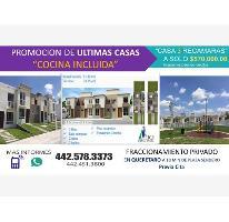 Foto de casa en venta en  000, ciudad del sol, querétaro, querétaro, 2986688 No. 01