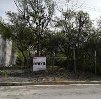 Foto de terreno habitacional en venta en prolongacion caoba 0000, jardines de la silla, juárez, nuevo león, 2777510 No. 01