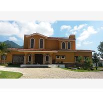 Foto de casa en venta en  001, los rodriguez, santiago, nuevo león, 625479 No. 01