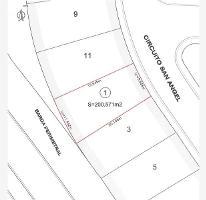 Foto de terreno habitacional en venta en 01 circuito san angel, lomas de angelópolis ii, san andrés cholula, puebla, 0 No. 01